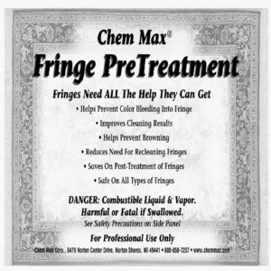 Fringe PreTreatment