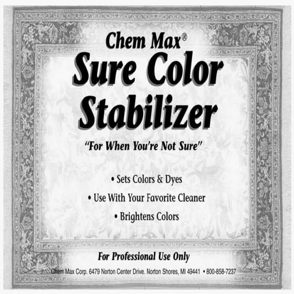 Sure Color Stabilizer