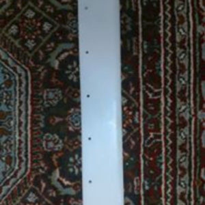 Replacement squeegee blade.